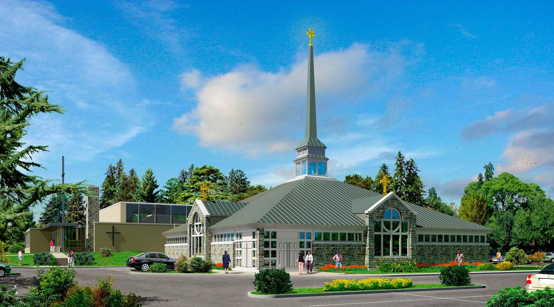 USA-Parish-Center-Church